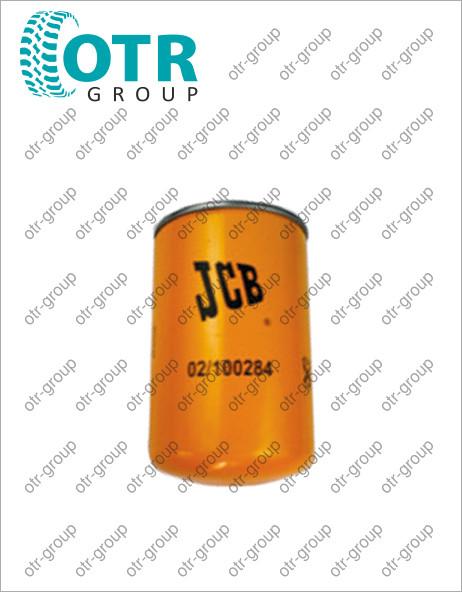 Фильтр маслянный JCB 02/100284