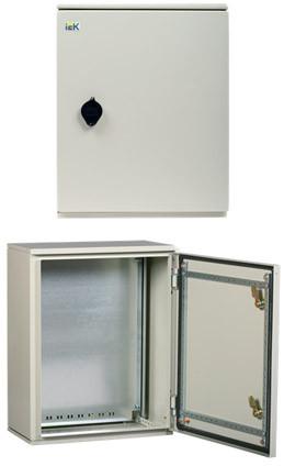 Щит с монтажной панелью ЩМП-4 IP65 GARANT (800х650х250) IEK