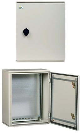 Щит с монтажной панелью ЩМП-5 IP65 GARANT (1000х650х275) IEK