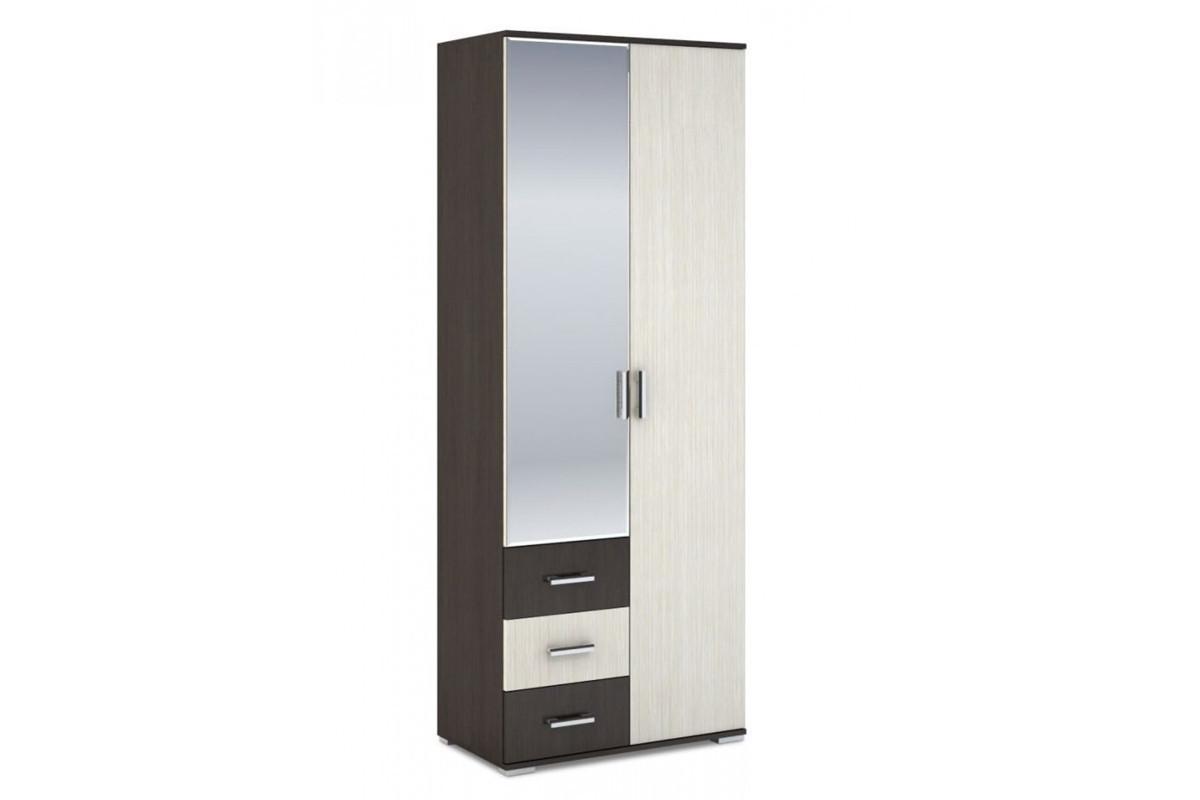 Шкаф для одежды 2Д (2Д) Белла, Дуб Атланта, БТС (Россия)