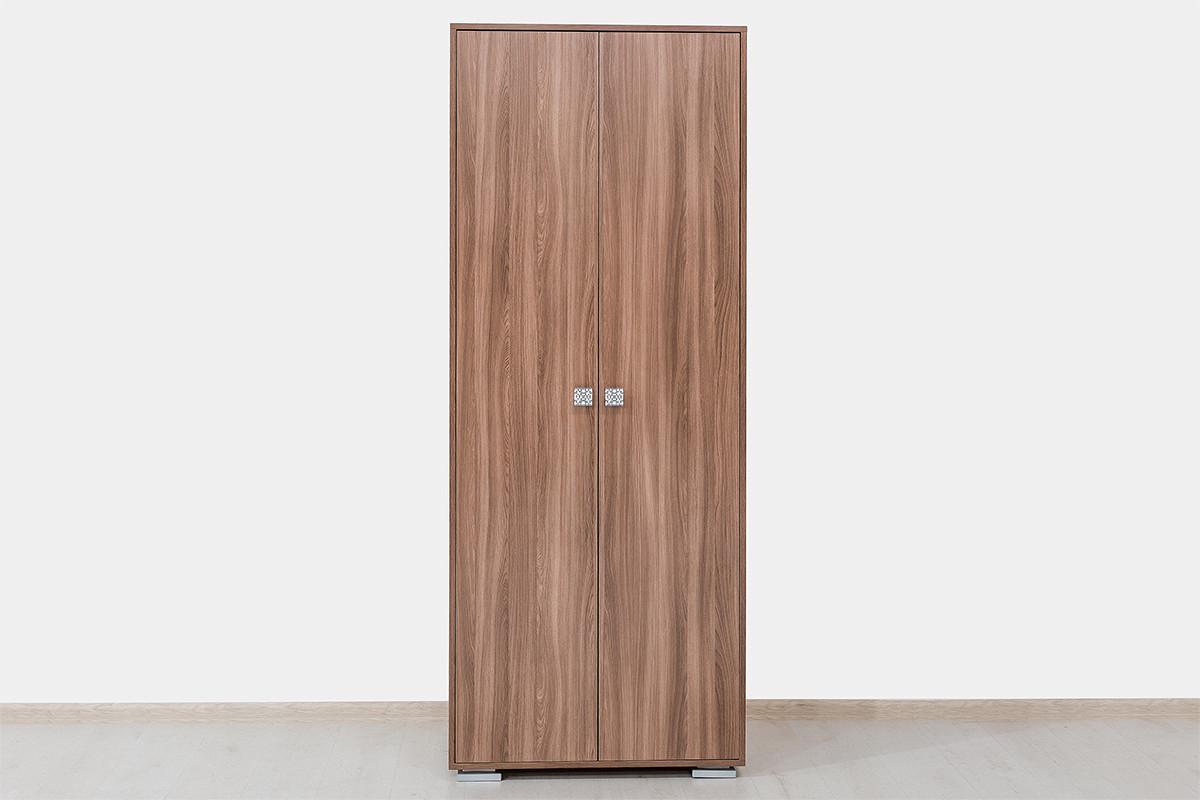 Шкаф для одежды 2Д Нота 16, Ясень Шимо темный, СВ Мебель (Россия)