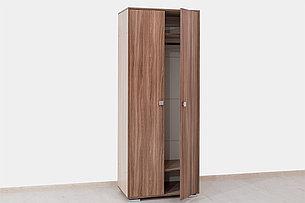 Шкаф для одежды 2Д Нота 16, Ясень Шимо темный, СВ Мебель (Россия), фото 2