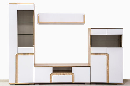 Горка Нота 25, Белый, СВ Мебель (Россия), фото 2