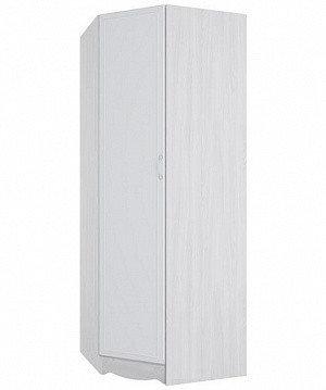 Шкаф для одежды угловой 1Д , модульной системы Акварель 1, Белый, СВ Мебель (Россия), фото 2