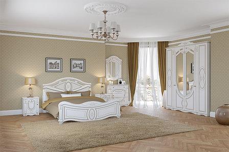 Комплект мебели для спальни Александрина, Белый, Империал(Россия), фото 2