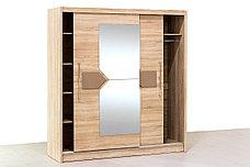 Комплект мебели для спальни Аляска, Дуб Сонома, MEBEL SERVICE(Украина), фото 2