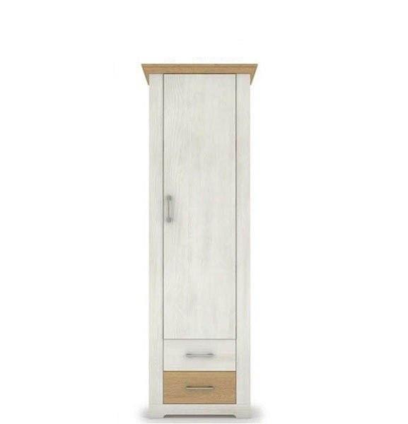 Шкаф стеллаж 1Д , коллекции Арсал, Сосна Норвежская, VMV (Украина)