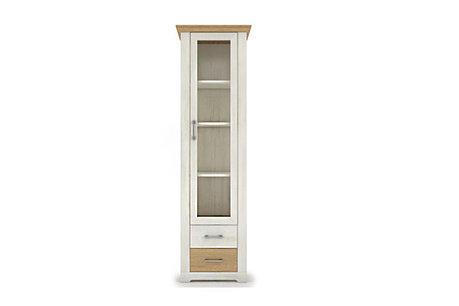 Шкаф витрина 1Д , коллекции Арсал, Сосна Норвежская, VMV (Украина), фото 2