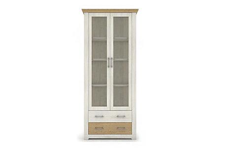 Шкаф витрина 2Д , коллекции Арсал, Сосна Норвежская, VMV (Украина), фото 2