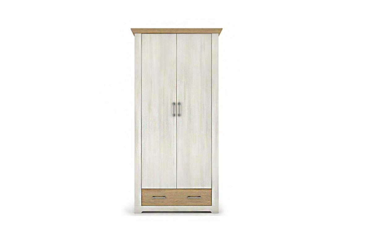 Шкаф для одежды 2Д , коллекции Арсал, Сосна Норвежская, VMV (Украина)