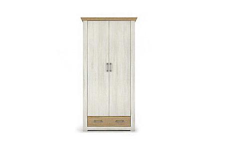 Шкаф для одежды 2Д , коллекции Арсал, Сосна Норвежская, VMV (Украина), фото 2