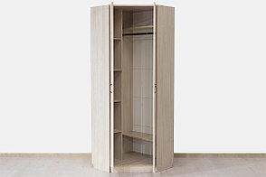 Шкаф для одежды угловой 2Д коллекции Вега, Сосна Карелия, СВ Мебель (Россия), фото 2