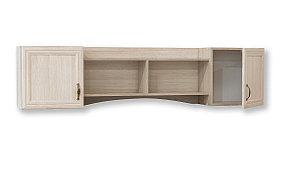Полка навесная коллекции Вега, Сосна Карелия, СВ Мебель (Россия), фото 2
