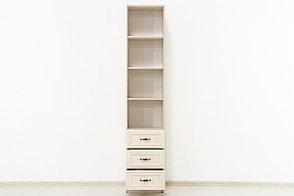Шкаф стеллаж3Я, коллекции Вега, Сосна Карелия, СВ Мебель (Россия), фото 2