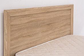 Кровать двуспальная коллекции Вега Прованс, Дуб Сонома, Кураж (Россия), фото 3