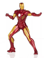 Iron Man Hero A2049, Hasbro Фигурка базовая Железный человек, 5 см ( без уп. )