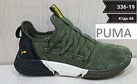 Кроссовки Puma Hybrid Rocket Runner Men Green/Black/White