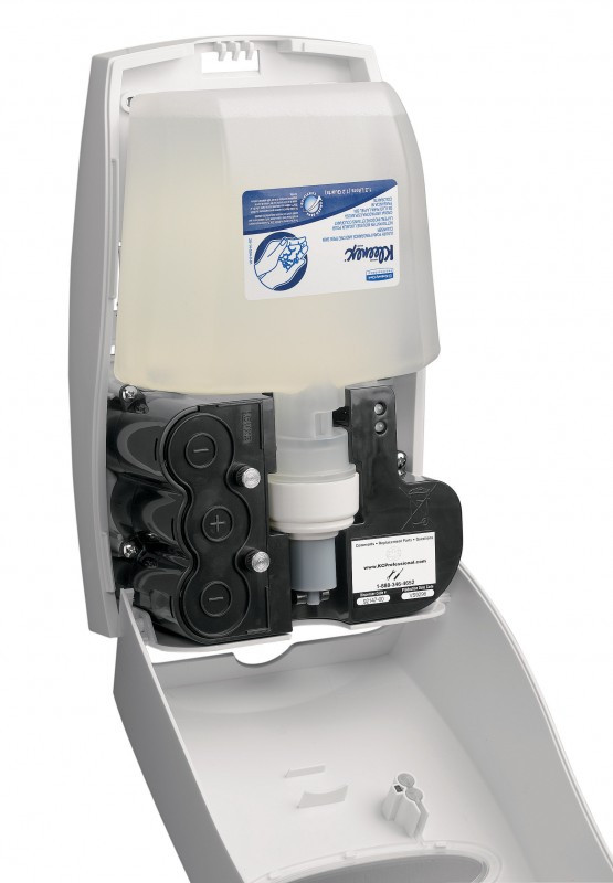 Жидкое пенное мыло Scott Control 6345в картриджах