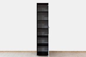 Шкаф пенал 1Д  (1Д), коллекции Вегас, Белый, Горизонт (Россия), фото 3