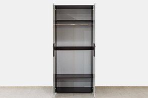 Шкаф для одежды 2Д (2Д), коллекции Вегас, Белый, Горизонт (Россия), фото 3