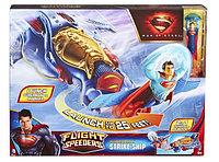 Man of Steel Flight Speeders Superman Strike Ship, Mattel Человек из Стали Корабль-ударник, фото 1