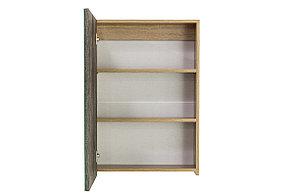 Шкаф для белья навесной 1Д , модульной системы Визит 1, Сосна Джексон, СВ Мебель (Россия), фото 3