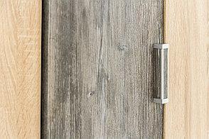 Шкаф для одежды угловой 2Д , модульной системы Визит 1, Сосна Джексон, СВ Мебель (Россия), фото 3