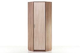 Шкаф для одежды угловой 1Д , модульной системы Город, Ясень Шимо светлый, СВ Мебель (Россия)