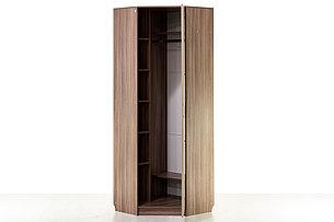 Шкаф для одежды угловой 1Д , модульной системы Город, Ясень Шимо светлый, СВ Мебель (Россия), фото 2