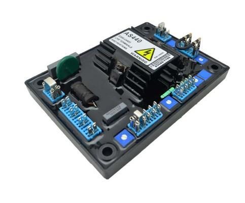 Схема схемы генератора AVR Avr AS440