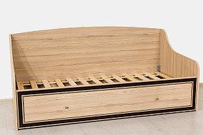 Кровать односпальная, коллекции Дисней, Дуб Светлый, MEBEL SERVICE (Украина), фото 2
