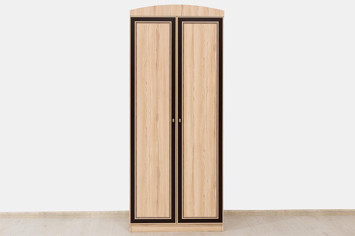 Шкаф для одежды 2Д модульной системы Дисней, Дуб Светлый, MEBEL SERVICE (Украина)
