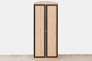 Шкаф для одежды 2Д модульной системы Дисней, Дуб Светлый, MEBEL SERVICE (Украина), фото 2