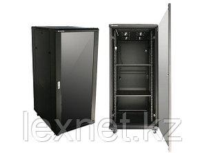 LinkBasic NCB22-68-BAA-C Шкаф напольный 22U, 600*800*1200, цвет чёрный, фото 2