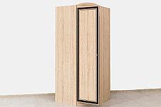 Шкаф для одежды угловой 1Д модульной системы Дисней, Дуб Светлый, MEBEL SERVICE (Украина), фото 2