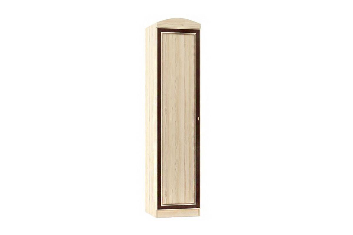 Шкаф пенал 1Д (1Д 50х50), коллекции Дисней, Дуб Светлый, MEBEL SERVICE (Украина)