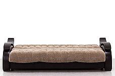 Комплект мягкой мебели Рио 4, Кофе с молокомАСМ(Россия), фото 3