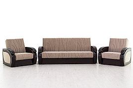 М/М АСМ, Элегант; Сиеста2; кат3; Nika08/Ecotex213; 3+1+1 Комплект