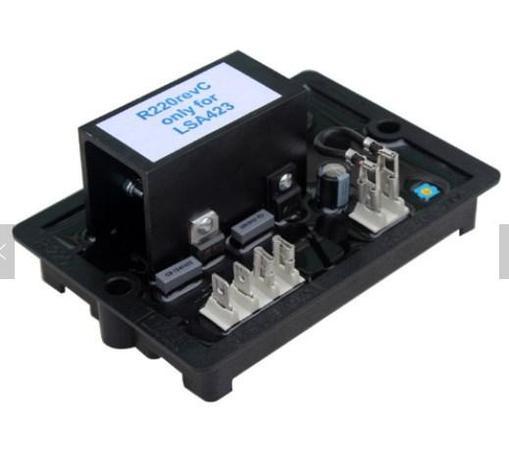 AVR R220 для кистей генераторные установки, фото 2