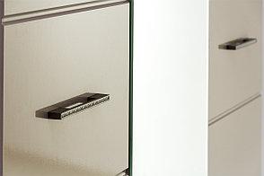 Шкаф для одежды 3Д (3Д), коллекции Ненси, Какао, Горизонт (Россия), фото 2