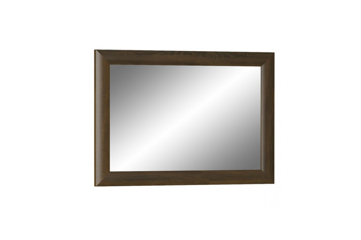 Зеркало в раме Парма, Дуб Шоколадный, MEBEL SERVICE (Украина)