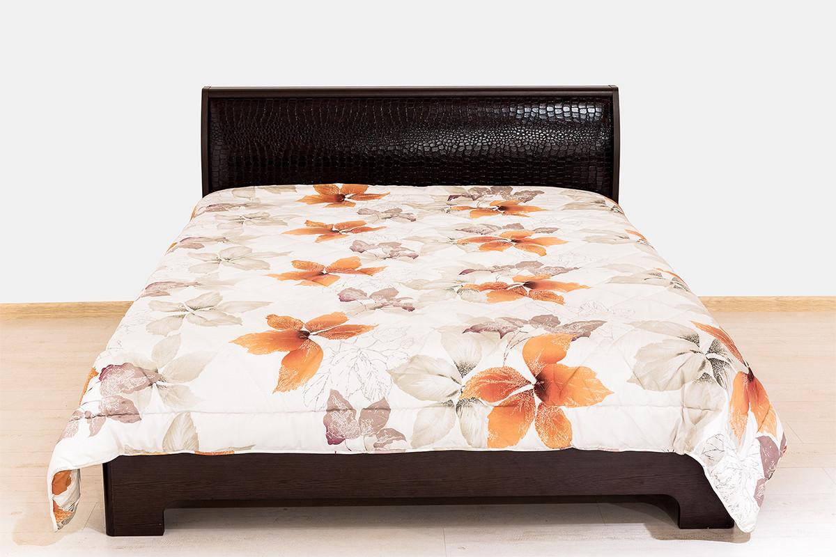 Кровать двуспальная, модульной системы Парма, Венге, Кураж (Россия)