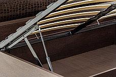 Кровать двуспальная, модульной системы Парма, Венге, Кураж (Россия), фото 2