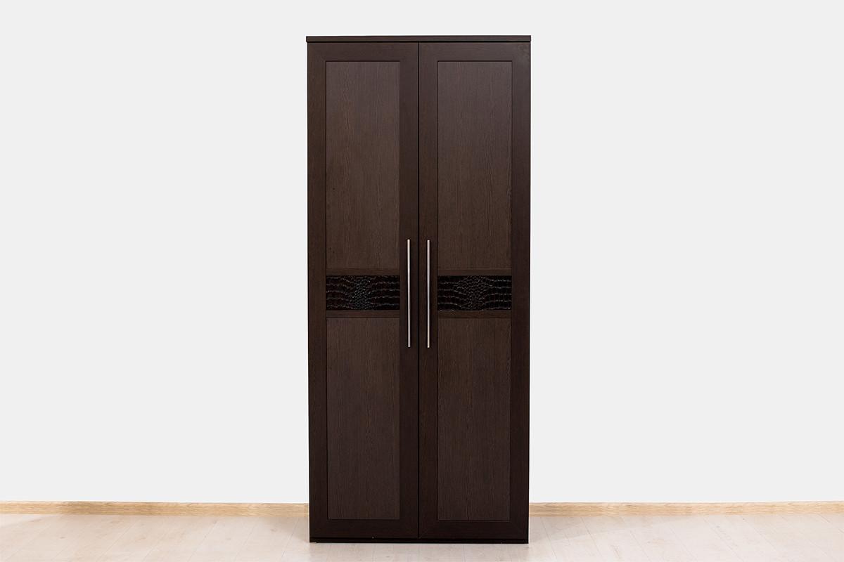 Шкаф для одежды 2Д (2Д), модульной системы Парма, Венге, Кураж (Россия)