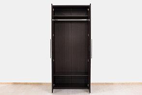 Шкаф для одежды 2Д (2Д), модульной системы Парма, Венге, Кураж (Россия), фото 2