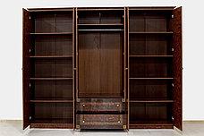 Шкаф для одежды 6Д как часть комплекта Рома, Корень, MEBEL SERVICE (Украина), фото 3
