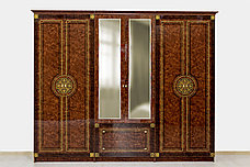 Шкаф для одежды 6Д как часть комплекта Рома, Корень, MEBEL SERVICE (Украина), фото 2