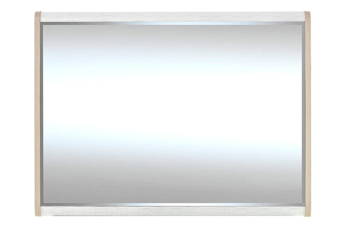 Зеркало панель, модульной системы Сорренто, Ясень Светлый, Кураж (Россия)