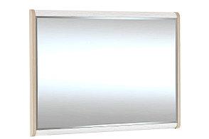 Зеркало панель, модульной системы Сорренто, Ясень Светлый, Кураж (Россия), фото 2