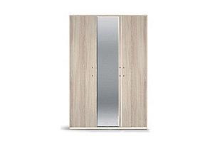Шкаф для одежды 3Д , модульной системы Сорренто, Ясень Светлый, Кураж (Россия), фото 2